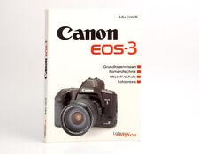 Canon EOS-3 Buch von Artur Landt