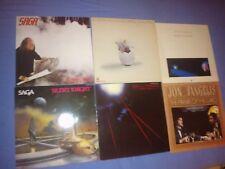 Vinyl LP Schallplattensammlung Prog Rock Pop 34 Stück