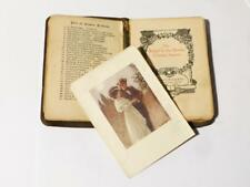 Antique Miniature Pocket Book The Angel in the House George Harrap & Co #13