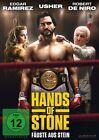Jonathan Jakubowicz - Hands of Stone, 1 DVD