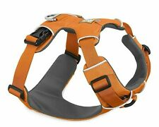 (New without tags) Ruffwear Front Range Dog Harness, Orange Poppy SMALL