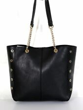 INC International Concept HANDBAG Blk Small Korra Shopper Tote $69 NEW with Tags