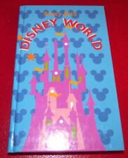 Hard Cover French Book ! Disney World Guide de Voyage ! Stacy Ritz