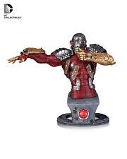 Dc Collectibles Comics Super-Villains: Deadshot Bust Statue suicide squad