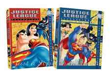 Justice League of America TV Series Complete Seasons 1 & 2 Box/DVD Set(s) NEW