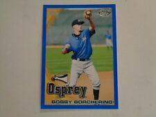 2010 Topps Blue Pro Debut Bobby Borchering Card #170 Serial #10/259