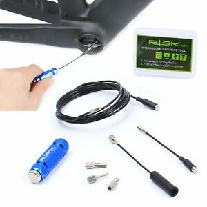 Bike Park Repairing Internal Cable Routing Kit for Bicycle Frames RL217