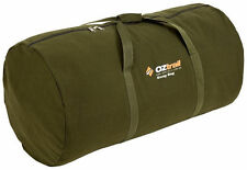 OZtrail Canvas Swag Carry Bag Mitchell King Single **