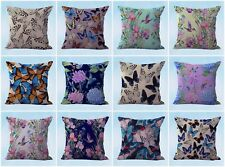 US Seller- 10pcs cushion covers butterfly flower birds home decor and accessorie