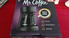 Mr. Coffee Switch 12-Cup Coffee Maker - Black Grab A Cup Auto Pause