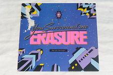 "ERASURE you surround me 12"" uk 1989 supernature 91 Steps MUTE nmint"