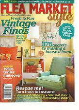 FLEA MARKET STYLE ,COUNTRY DECORATING IDEAS  # 150   ISSUE, 2014 (  FRESH & FUN