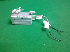 SMC 10-CDQSB25-35D-F9P Compact Cylinder 1.0MPa, USED