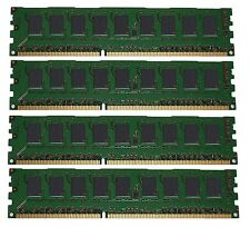 NEW! 8GB (4x2GB) Memory PC2-5300 ECC UNBUFFERED Compaq HP Workstation xw4600