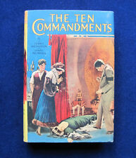 The Ten Commandments CECIL B. DEMILLE Illus. PHOTOPLAY