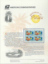 # 2999 REPUBLIC OF PALAU 1995 Commemorative Panel