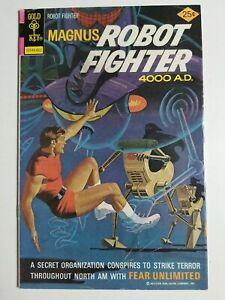 Magnus Robot Fighter (1963) #42 - Very Good