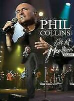 Phil Collins - Live At MONTREUX 2004 Nuovo DVD