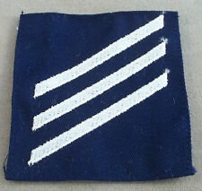 US Coast Guard Seaman E-3 Group Rate / Poly-Wool