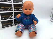 Zapf Künstlerpuppe Vinyl Puppe 29 cm. Top Zustand