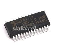 2PCS USB 2.0 Hub Controller 1 USB to 4 USB IC FE1.1S Multiple USB Converter