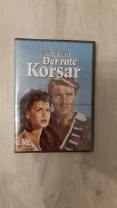 Der rote Korsar (DVD  Burt Lancaster ) OVP