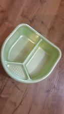 Rotho Baby TOP Waschschüssel zweiteilig mit Seifenablage fantastic grün TOP