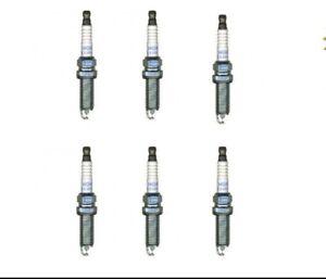 Genuine Nissan GT-R R35 Spark Plugs NGK SET OF 6 - 22401JF01D