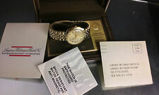 Longines  Ultra Chron watch 1970s Near mint, all original