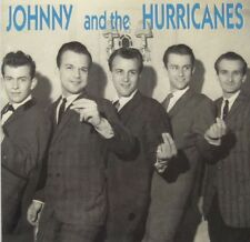 JOHNNY AND THE HURRICANES - CD