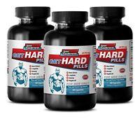 Tribulus Terrestris Extract Powder - Get Hard Pills 1800mg - Organic Maca 3B