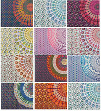 Wholesale lot 40 pcs Indian Mandala Tapestry WallHanging Tapestry Bedspread Twin