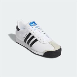Adidas Samoa Trainers White Black Authentic Brand New