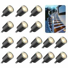 16Pcs Decking Lights,SMY Lighting LED Deck Lights with Protecting Shell