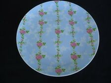 maxwell & williams country garden blue floral chintz dinner plate