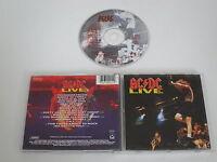 AC-DC / Live (Atco 7567-92215-2) CD Album