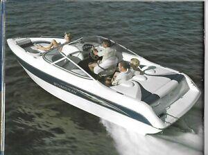 Stringray boat, 22 foot, bowrider