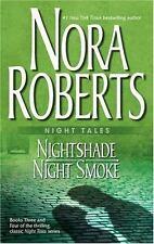 Night Shade Night Smoke  by Nora Roberts (2005)  paperback