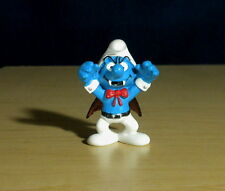 Smurfs Count Dracula Halloween Smurf Figure Germany Vintage PVC Figurine 20541