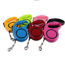 Dog lead 3M heavy duty chew proof automatic retractable metal dog