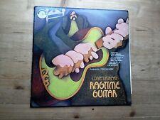 Contemporary Ragtime Guitar Excellent Vinyl LP Record Album SNKF 100