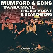 MUMFORD AND SONS JOHANNESBURG CD (Released 2016)