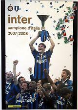 FOLDER FILATELICO - INTER CAMPIONE D'ITALIA 2007 / 2008 - 2008 - [RN10]