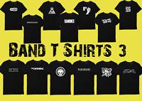 Band T shirt 3 Unisex S-2XL