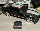 """READ New Bright Ford Mustang GT 1/6 Scale 26"""" Remote Radio Control Car RC 27mHZ"""