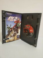 ATV: Quad Power Racing 2 GameCube Complete Great Condition Same Day Shipping
