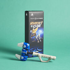 Loot Gaming Crate Official PlayStation - Ratchet & Clank Omni-Wrench Replica/Pen