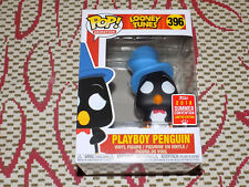 FUNKO, POP, PLAYBOY PENGUIN, 2018 CONVENTION EXCLUSIVE, LOONEY TUNES FIGURE, NM