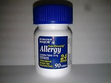 Loratadine Non Drowsy Antihistamine 10 MG Tablets 90 ct
