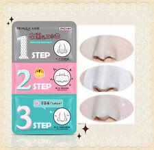 Hot Black Head 3 Step Kits Cosmetic Korea Holika Holika Pig-nose Clear Remove